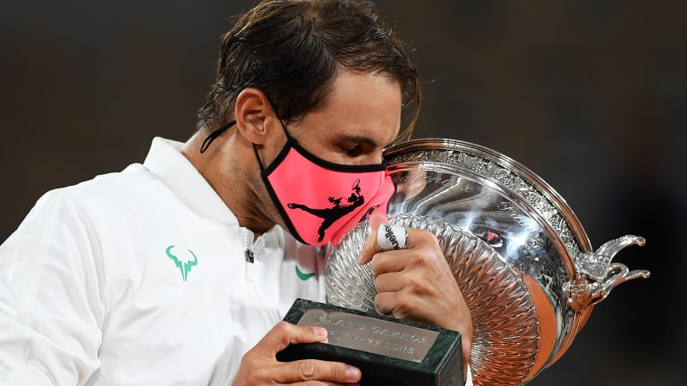 20. 2020 French Open