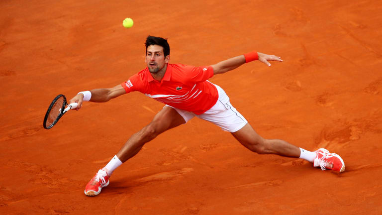 Top 5: Men's French Open first rounders include Djokovic & Del Potro
