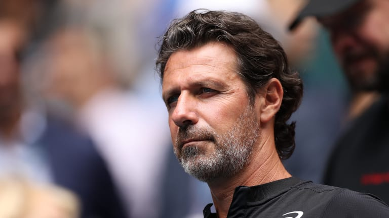 Does tennis need to be disrupted? Patrick Mouratoglou thinks so