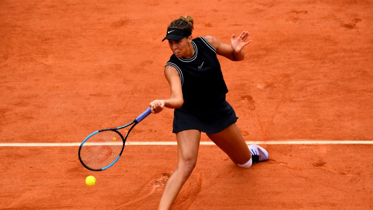 Madison Keys to face Ash Barty in French Open quarterfinals; Kenin out