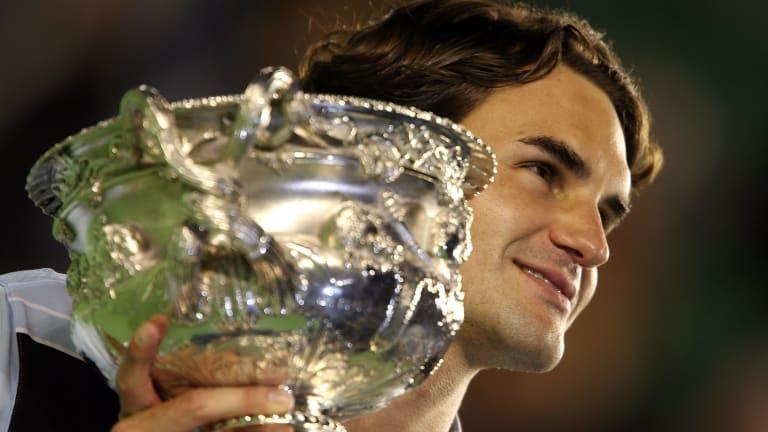 Only five men have exceeded Daniil Medvedev's 20-match winning streak