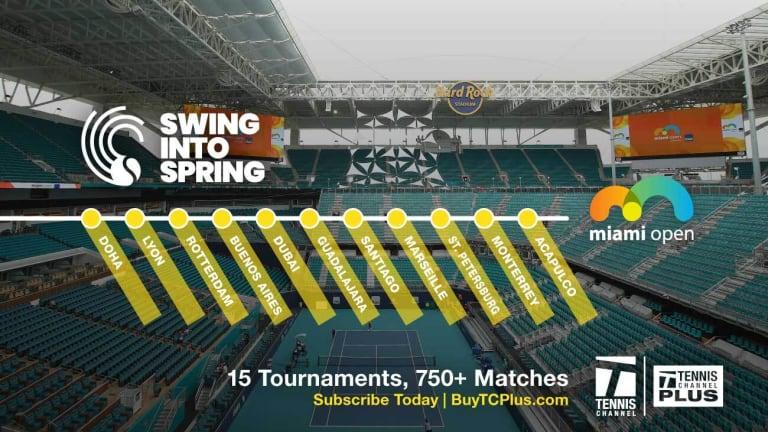 Djokovic begins 311th career week at No. 1, breaking Federer's record
