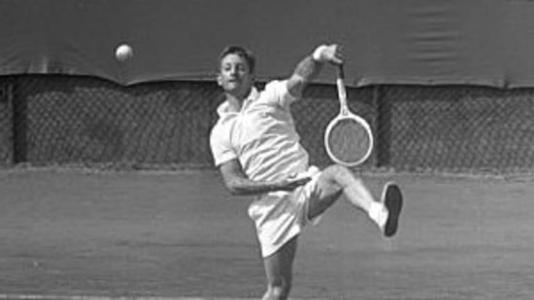 1969: Rod Laver Wins His Second Grand Slam