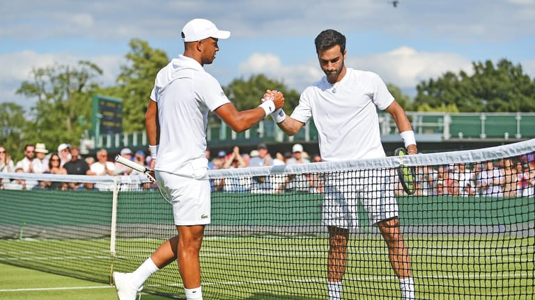 Can tennis help destigmatize discussions of mental health in sports?