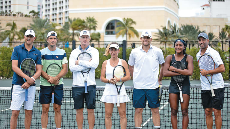 The Caribbean Connection: Mark Knowles is Bahamian to the core