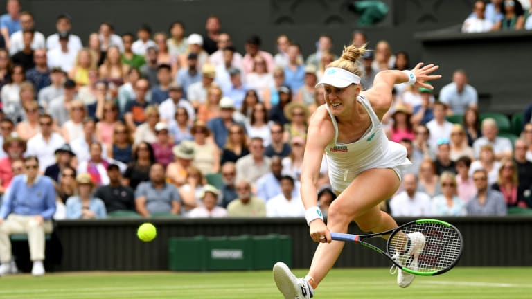 The Baseline Top 5:  Snakes in the   grass (courts)