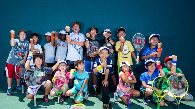 Student Union: USTA and TGA have partnered to help teach new players