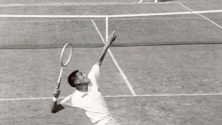 Remembering Alex Olmedo, 1936-2020: Star Player, Teacher to the Stars