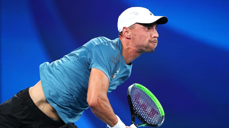 Meet the ATP Cup's No. 2 singles  players