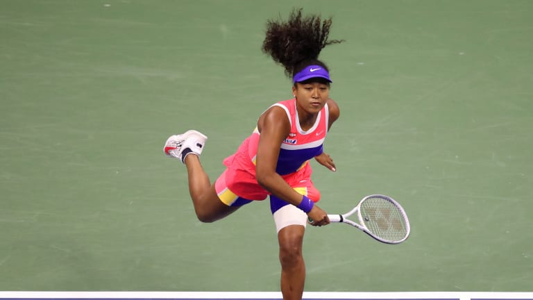 Athlete, activist, daughter: The forms of the formidable Naomi Osaka