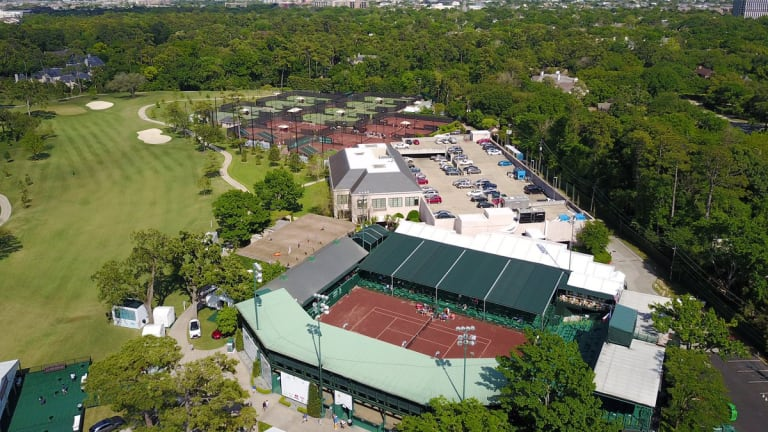 Steeped in tradition: Houston ranks high in history of American tennis