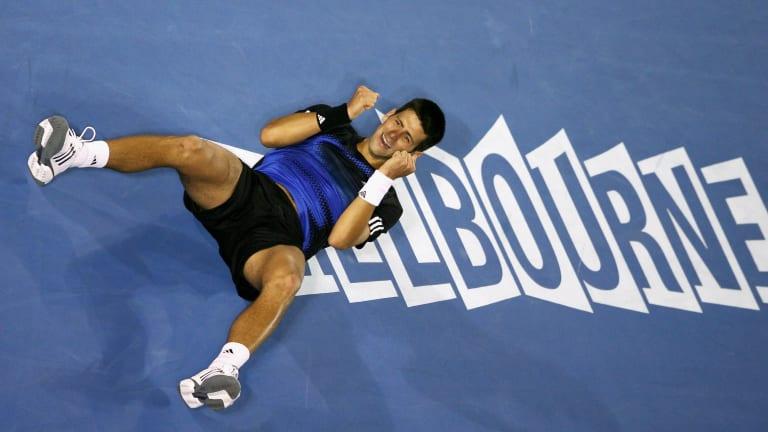 1. 2008 Australian Open