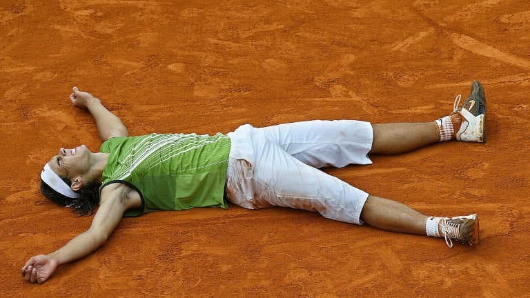 1. 2005 French Open