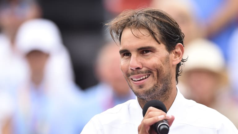 In Montreal, Nadal pulls off first career hard-court defense with ease