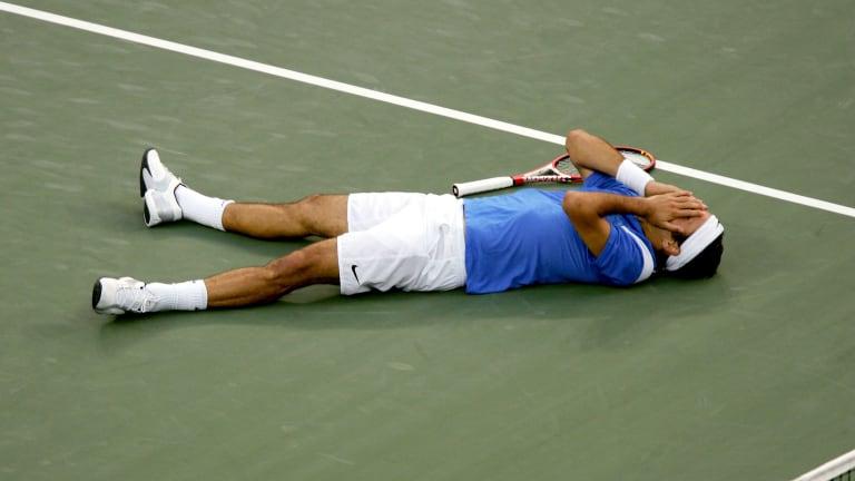 4. 2004 US Open