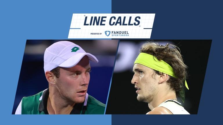 Line Calls presented by FanDuel Sportsbook: ATP Acapulco & Dubai