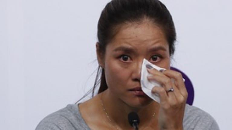 "Li Na has ""no regrets"" about retiring"