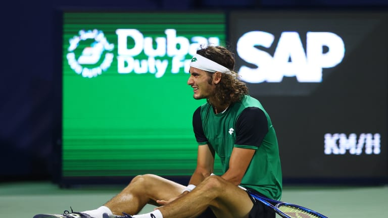 Top 5 Photos 3/18:  Karatsev keeps on  winning in Dubai