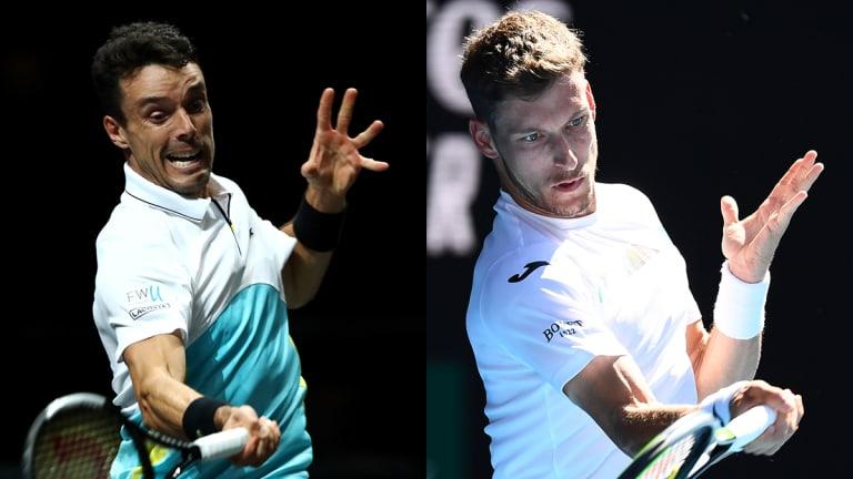 Roland Garros Day 7 preview & pick: Bautista Agut vs. Carreno Busta