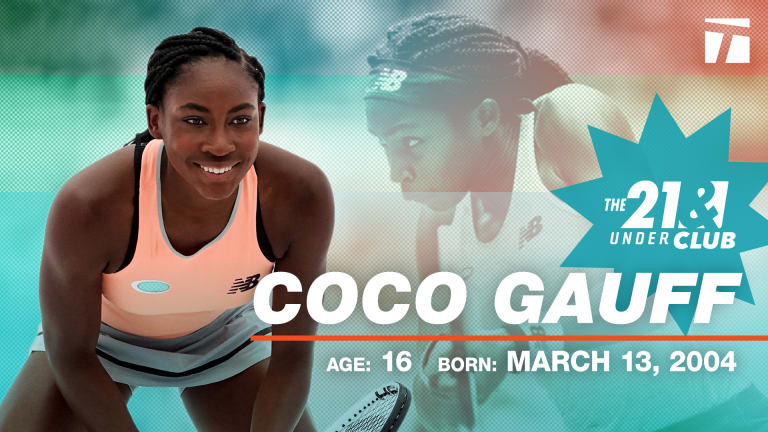 The 21 & Under Club, 2020 Edition: Coco Gauff