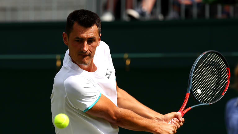 Tomic unsuccessful at overturning Wimbledon prize money fine