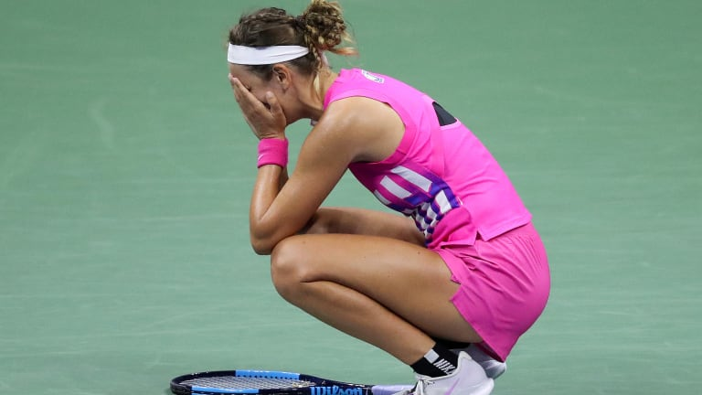 2020 Top Matches, No. 4: Azarenka digs in to end Serena's No. 24 chase