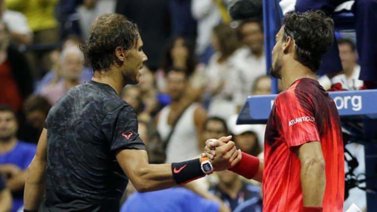 Fognini aiming to spoil Nadal's run in Barcelona—again