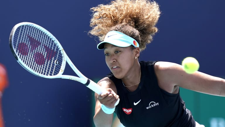 Four-time Grand Slam champion Naomi Osaka is one of many top-ranked players supporting the IMG Future Stars Invitational Tournament.