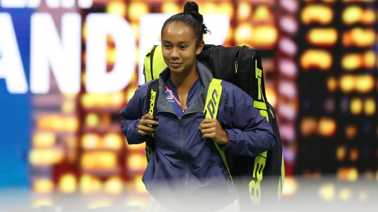 Fernandez's wins over Osaka, Svitolina and Sabalenka were the second, third and fourth Top 5 wins of her career, having beaten Belinda Bencic in Billie Jean King Cup in 2020.