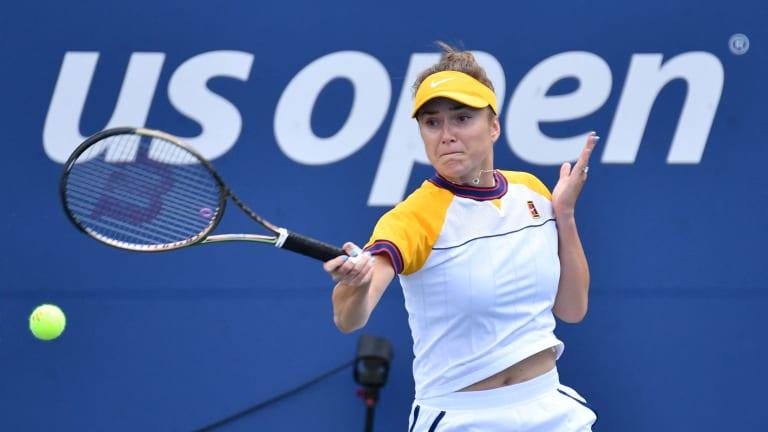 Svitolina is no stranger to hard-court success.