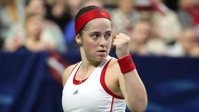 Team USA defeats Latvia 3-2 in Fed Cup classic from Washington