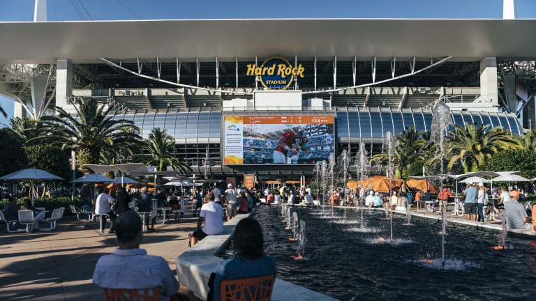 New-look Miami Open shows us tennis can still make it in the big city