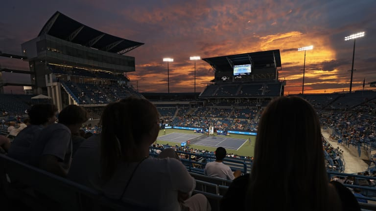 """""""This represents significant progress for our sport and the way that our player and tournament members operate under the equal partnership of the ATP Tour,"""" Gaudenzi wrote in his update."""