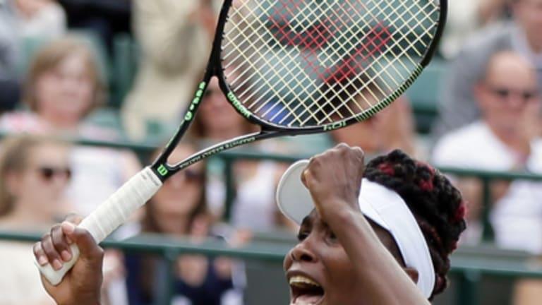 The Ageless Wonder: Seven years later, Venus returns to Wimbledon semifinals