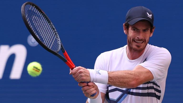 Murray is looking seriously impressive in Metz this week.