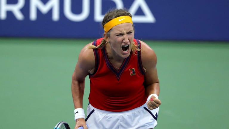 Azarenka has flown under the radar at Flushing Meadows—where she was dominant this time last year.