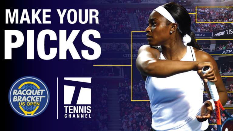 Racquet Bracket: Make your 2019 US Open men's & women's picks