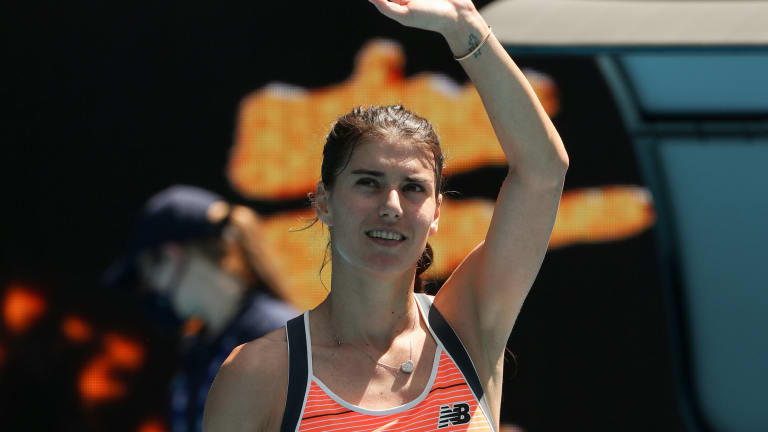 Sorana Cirstea won her first title since 2008 this spring in Istanbul (Getty Images).