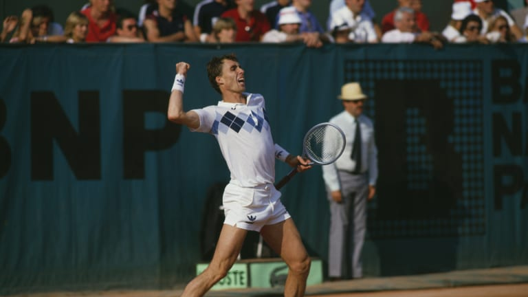 Ivan Lendl, a pioneer in so many aspects of tennis training, made the mental game part of his regimen 35 years ago.