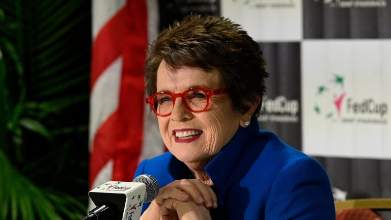 Celebrating an icon: ITF renames Fed Cup to honor Billie Jean King