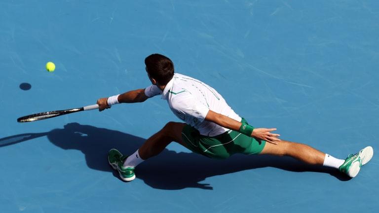 Three to See, Day 9: Djokovic-Raonic; Barty-Kvitova; Federer-Sandgren