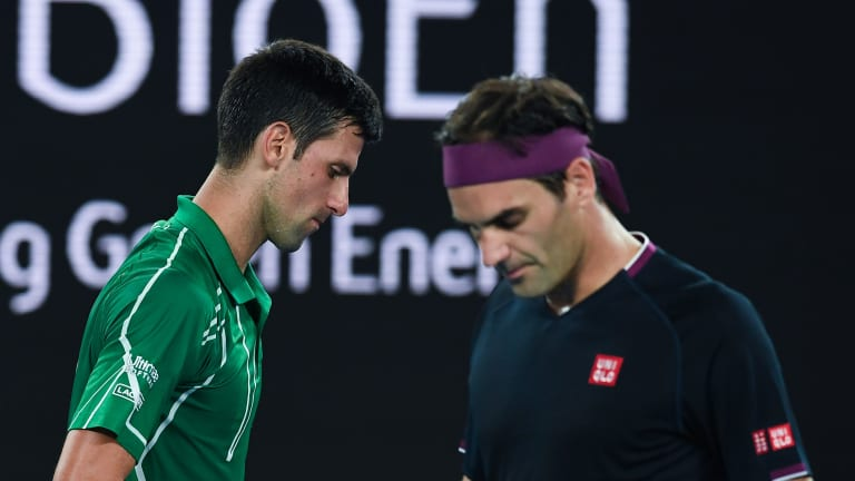 Djokovic hits 300 weeks at No. 1, just 10 away from Federer's record