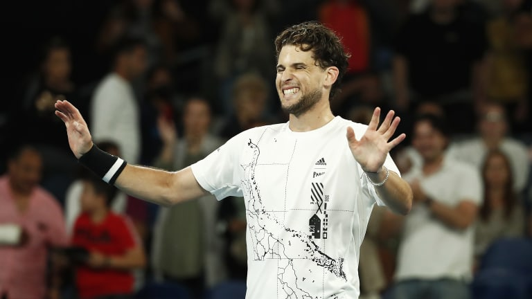 Thiem takes stock of US Open victory, aims for French Open title next
