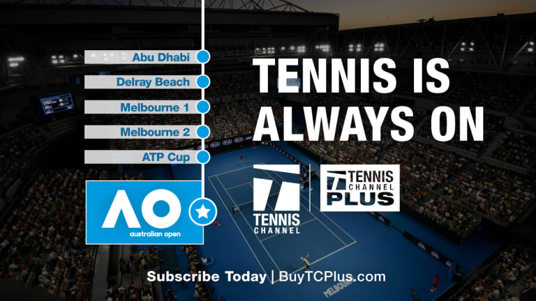 Qualies Corner: Tomic, Bouchard maintain Melbourne bids in Middle East