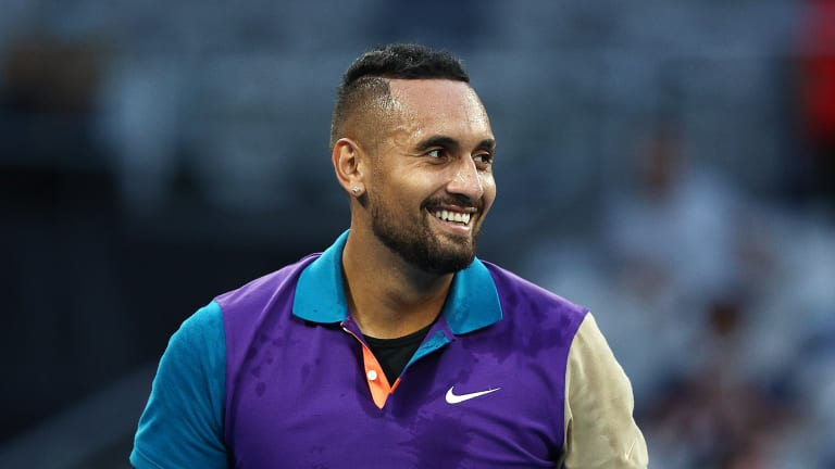 Major Takeaway: Kyrgios saves two match points to edge past Humbert