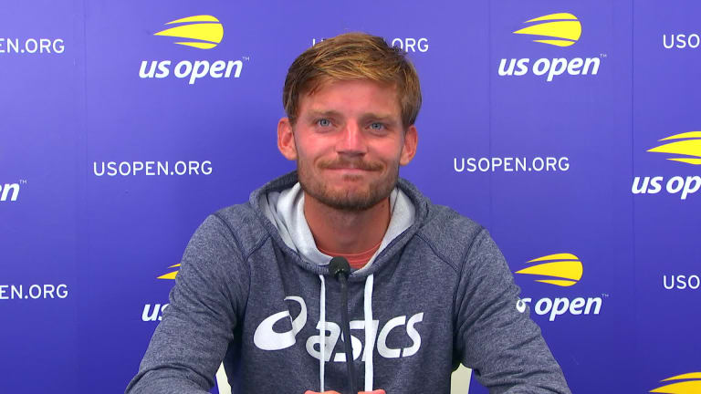 """US Open quotables—Brady's suite life, """"young"""" Goffin, Thompson's chunk"""