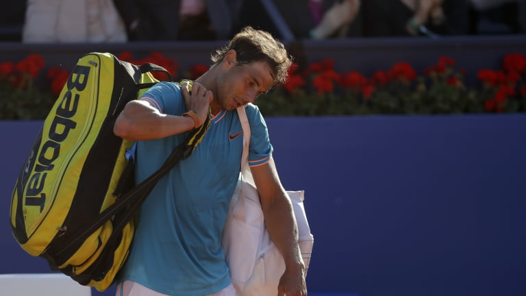 Inspired Thiem outdoes top-seeded Nadal In Barcelona semifinals