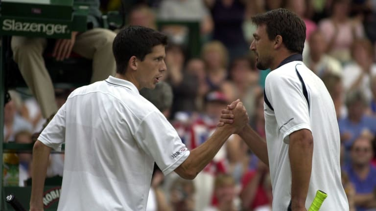 TBT, 2001: Wild card Ivanisevic and his wild ride to Wimbledon glory