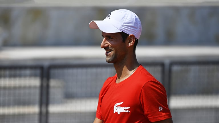 """In PTPA update, Djokovic shares """"around 200 WTA players"""" have signed"""