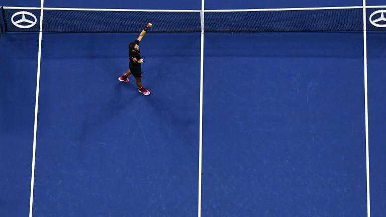 16. 2017 US Open